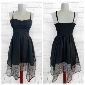 American Eagle • Black Shear Dress